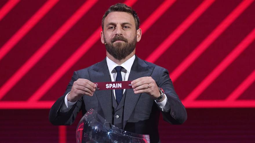 España se medirá a Suecia, Grecia, Georgia y Kosovo en la fase previa del Mundial