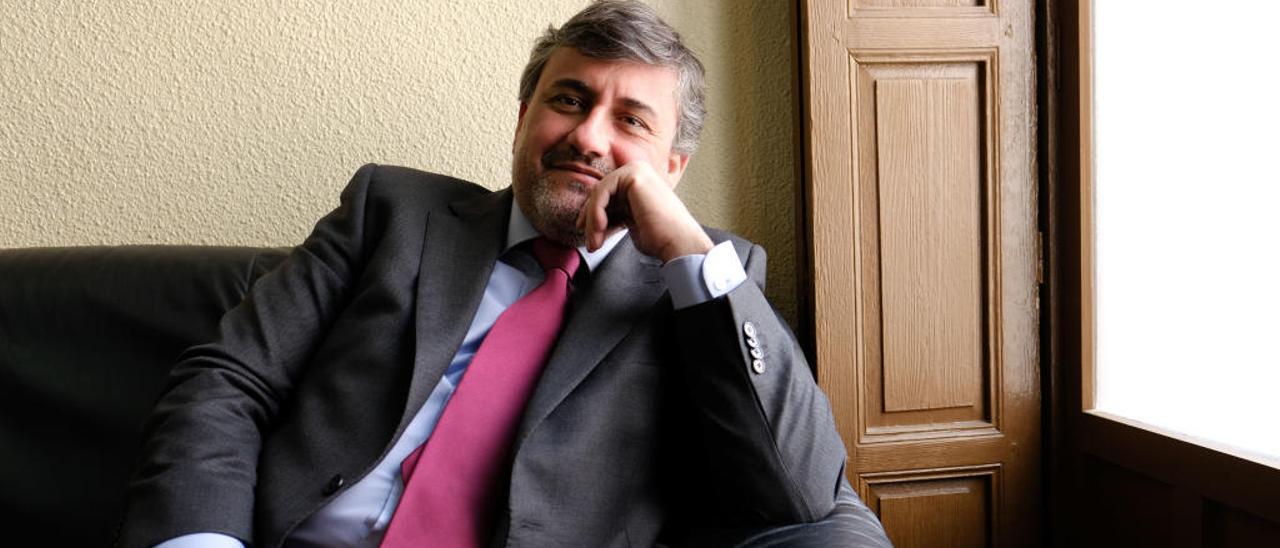 Miguel Prieto Escudero: «Los nuevos notarios llegan con la mente más abierta al mundo digital y las nuevas tecnologías»