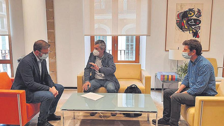 Palmario   En figuera ya vuelve a dar las horas desde la plaza de Cort