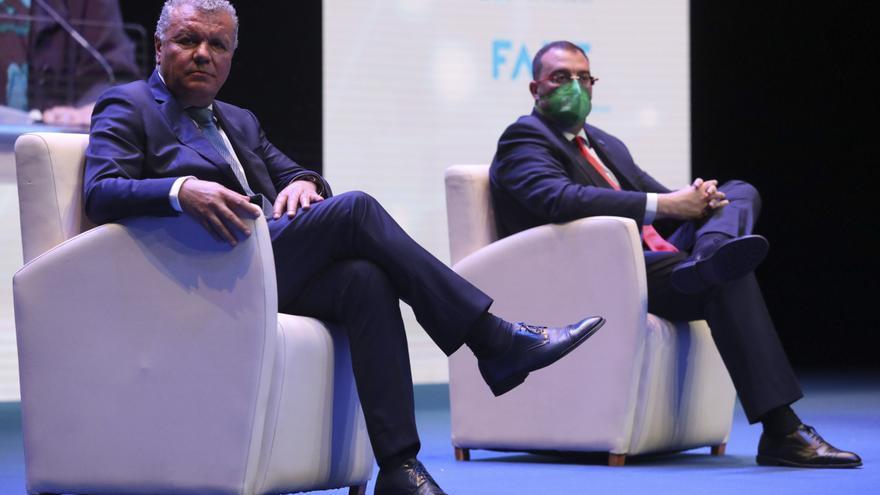"""Belarmino Feito se """"echa a un lado"""" en la Fade para respaldar la candidatura de María Calvo"""