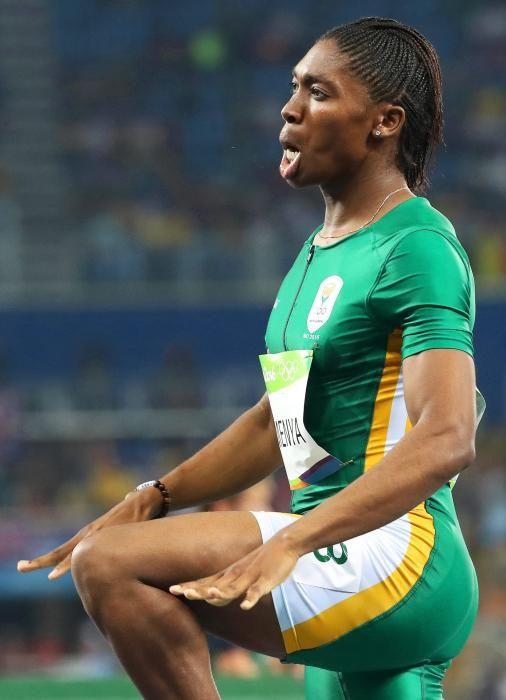Olimpiadas Río 2016: Caster Semenya, oro en 800 femeninos; Mo Farah, campeón en 5.000