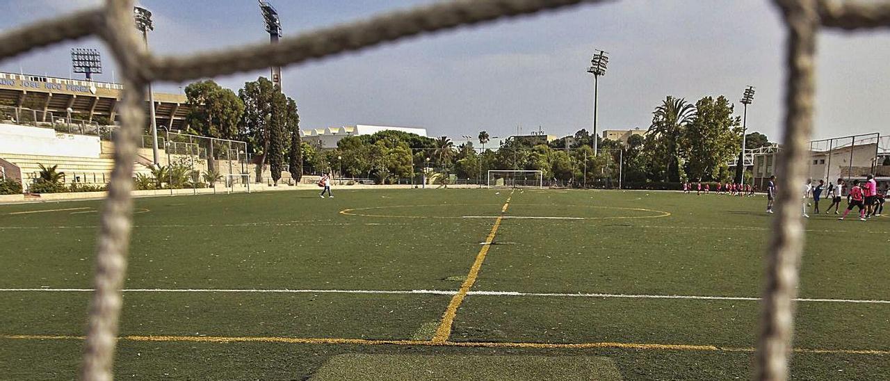 Este curso no habrá fútbol a precios populares al no incluirse en los deportes con subvención.   