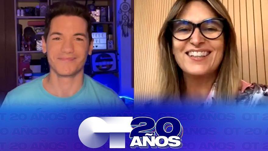 """Noemí Galera, por el aniversario de 'OT': """"2022 es un buen año para recuperar el formato"""""""