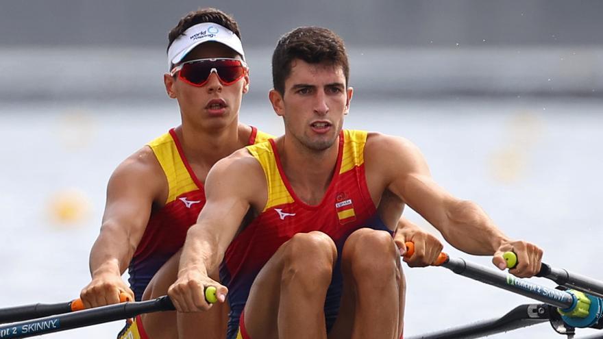 Balastegui i Horta guanyen la final B i s'emporten el diploma olímpic