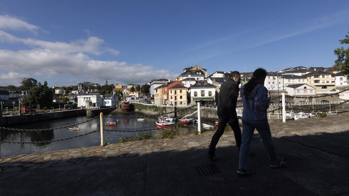 Puerto de Vega, un paseo por la historia del mar