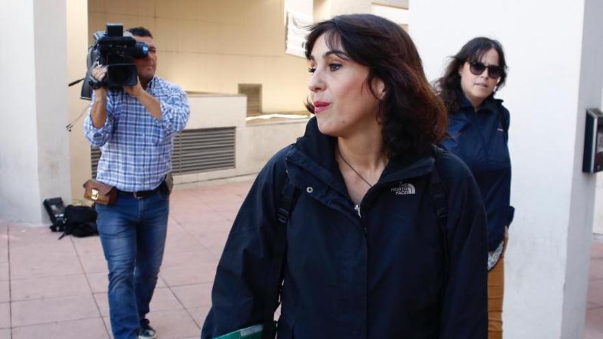 El Supremo admite a trámite el recurso de Juana Rivas