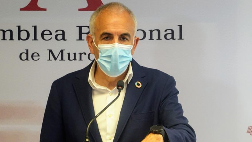 """PSRM: """"El PP de la Región no quiere combatir los regadíos ilegales en el Mar Menor"""""""