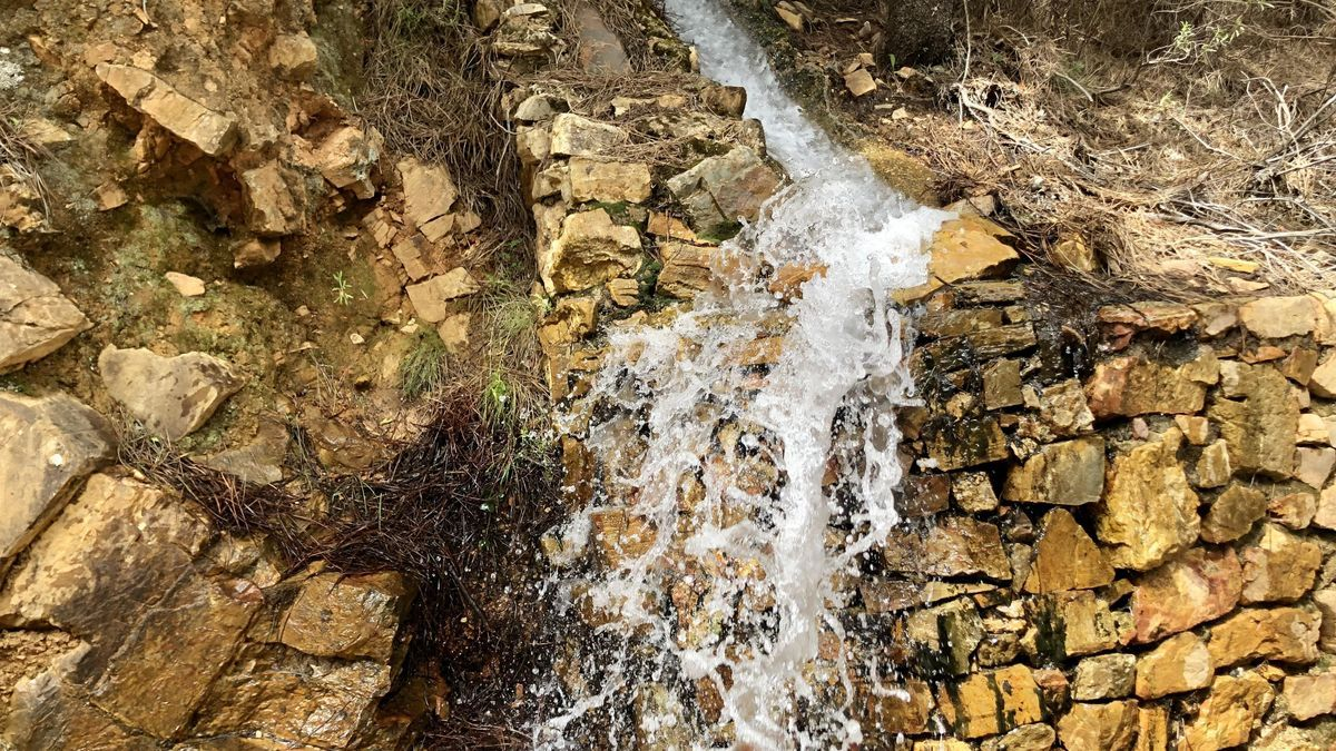 Cañamero, el pueblo del agua.