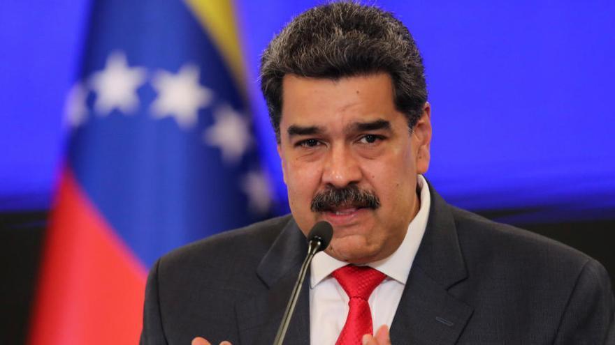 El Gobierno de Maduro dice que frustró un plan terrorista de la oposición