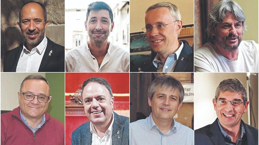 On van de vacances les personalitats de la Catalunya Central?