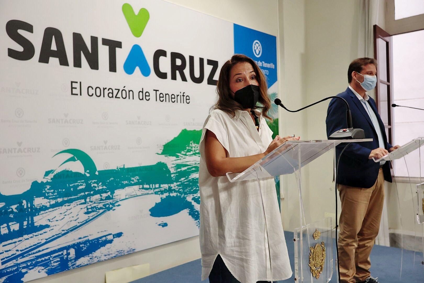 Patricia Hernández hace balance del primer año de gestión de José Manuel Bermúdez