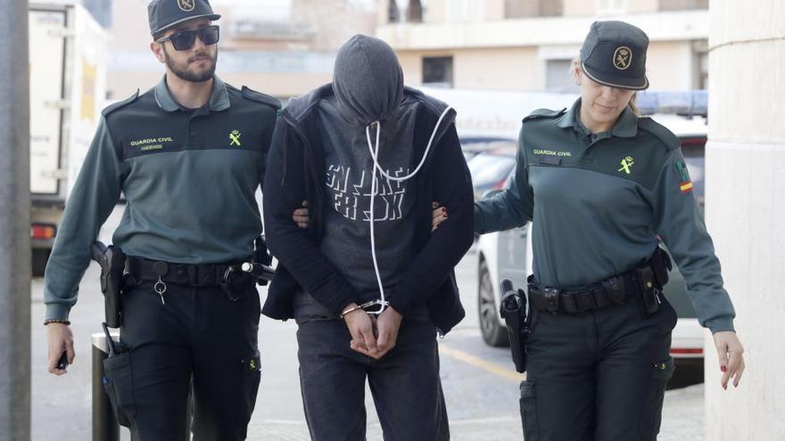 Detenido el acusado de una desaparición en sa Pobla tras un robo en Santa Maria