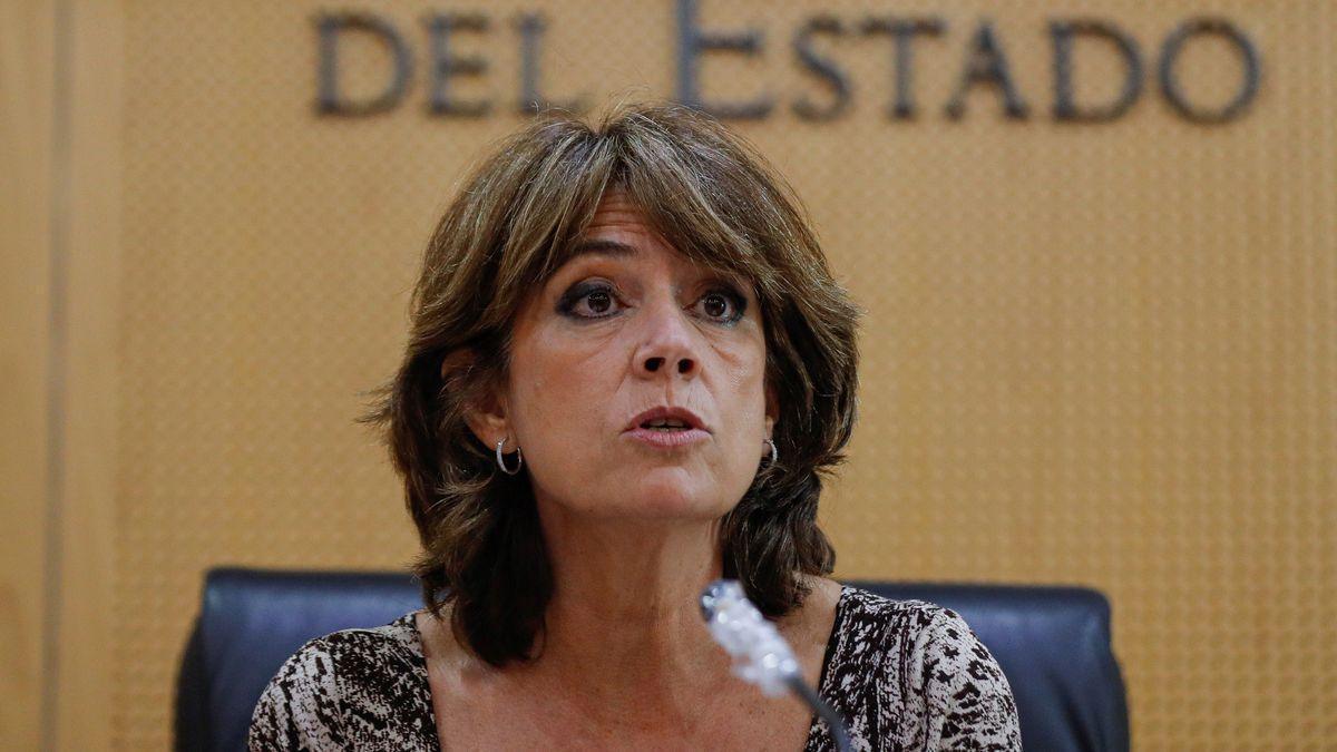 La fiscal general propone castigar los delitos de odio con trabajos para la comunidad