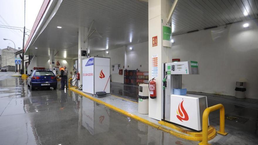 La Estación de Servicio de A Bandeira ofrece servicio de 24 horas a sus clientes