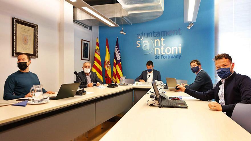 Sant Antoni incorpora un coordinador por la crisis en el área de Urbanismo