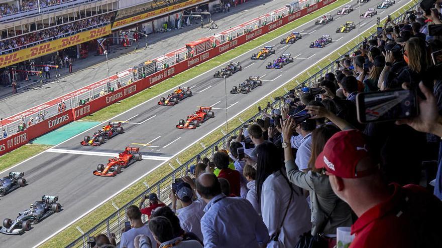 Tremosa aposta per la continuïtat del «model d'èxit» del Circuit de Catalunya abans d'assumir la presidència