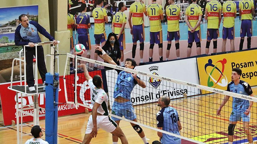 El Ushuaïa Volley quiere que le den por ganado el partido ante L'Illa Grau
