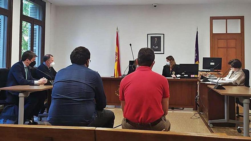 Juicio a tres acusados por la muerte de un trabajador en el aeropuerto de Palma