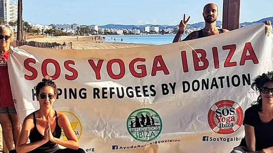 Solidaridad ibicenca con los refugiados de Grecia