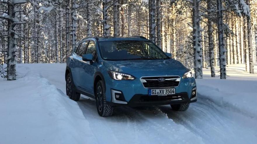 Subaru Snow Drive 2020: La prueba definitiva
