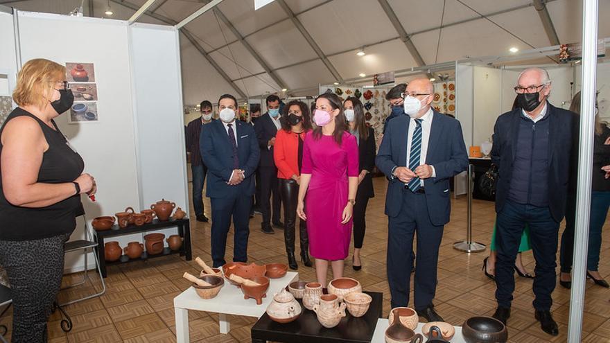 La Feria de Artesanía abre sus puertas con 104 puestos