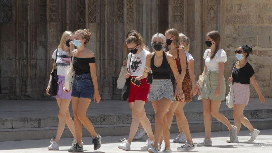 La C. Valenciana registra 2.908 casos nuevos de coronavirus en las últimas 24 horas