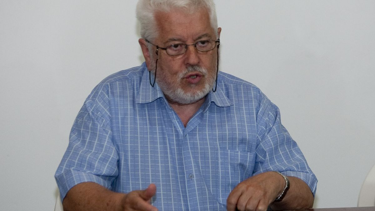 El secretari del CVC, Jesús Huguet, en imatge d'arxiu.