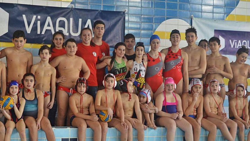 EL CW Pontevedra abre sus puertas como deporte seguro frente a la Covid