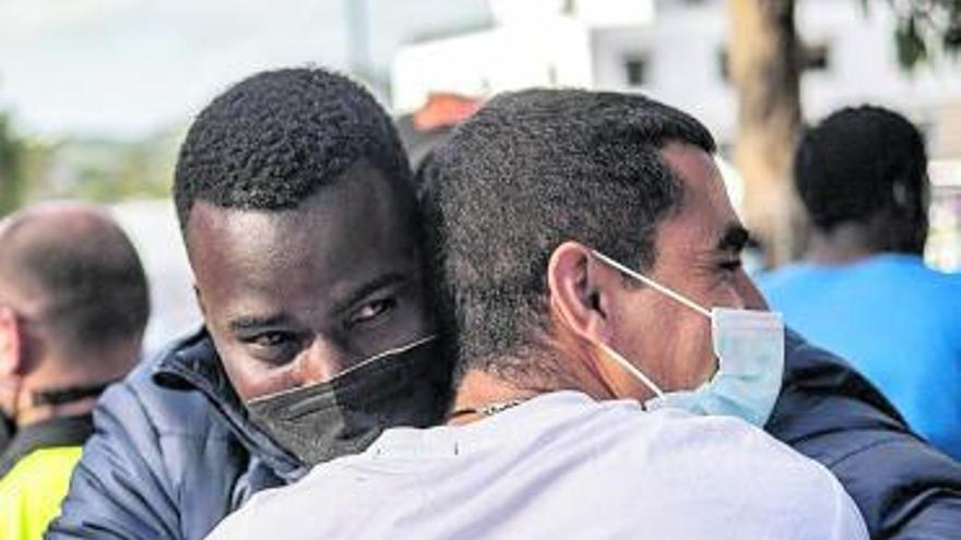 Canarias deportará a los inmigrantes violentos