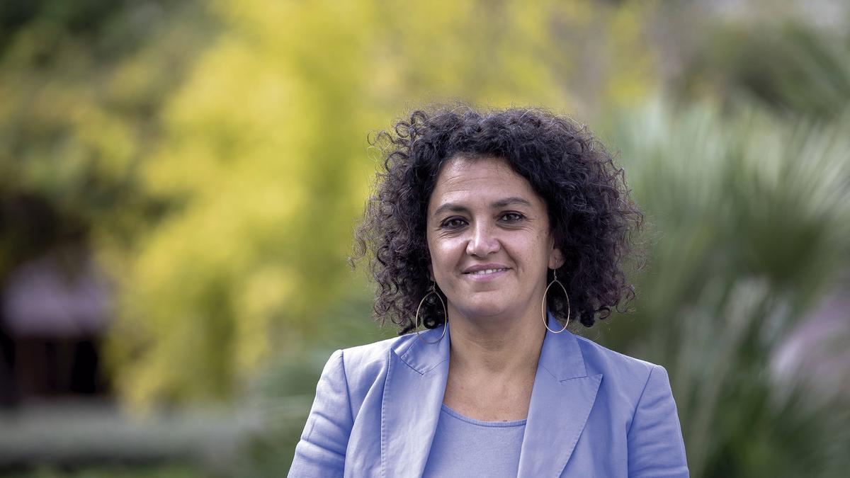Maria Antònia Garcías Roig, Consellera de Territori del Consell de Mallorca.