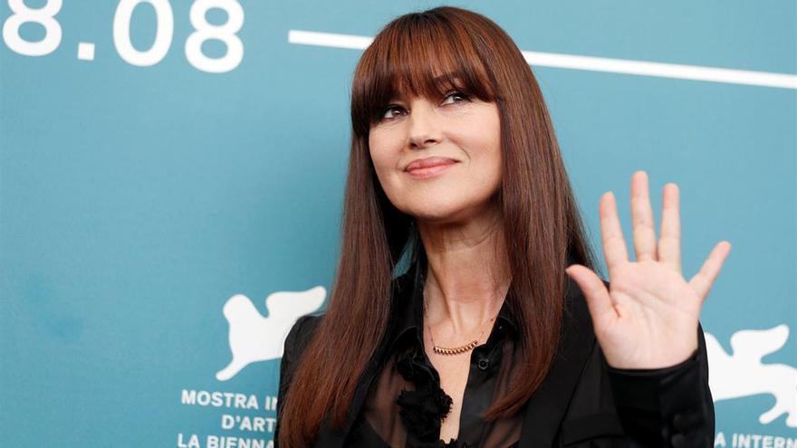 Monica Bellucci, Al Pacino, Salma Hayek y De Niro participarán en los Goya
