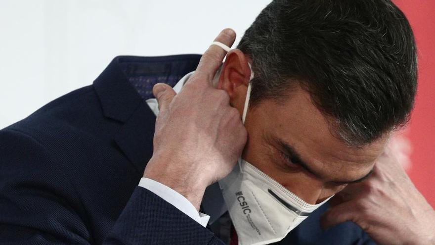 Sánchez no aclara si indultará a los condenados por el 'procés'