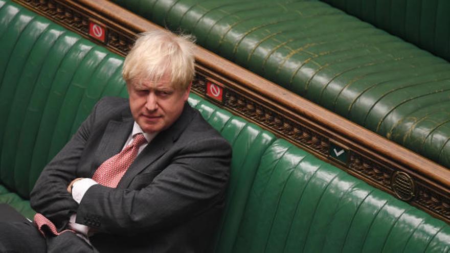 La ley que anula parte del acuerdo del Brexit supera su primer test parlamentario
