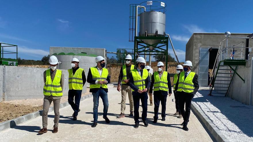 La Junta tiene en marcha 30 actuaciones de infraestructuras hidráulicas en Córdoba