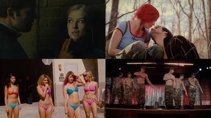 Siete películas que jamás debes ver con tu pareja