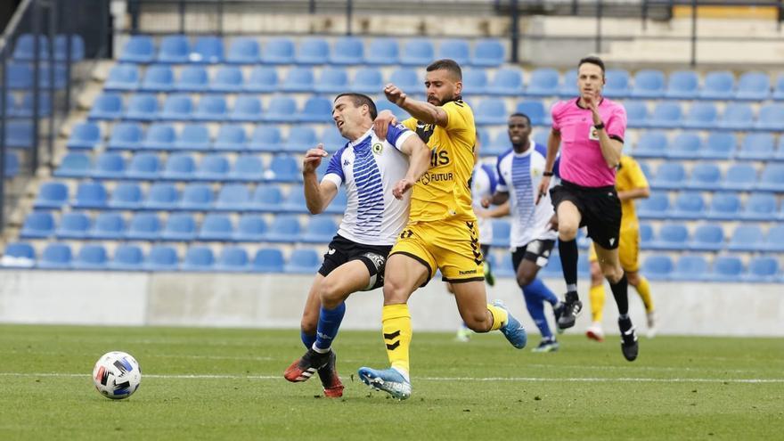 Pastorini y Falcón dan vida al Hércules (1-0)
