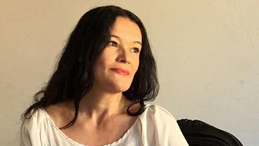 Mara Aranda, en una fotografía promocional.