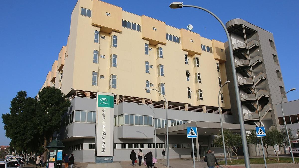 El Hospital Clínico.