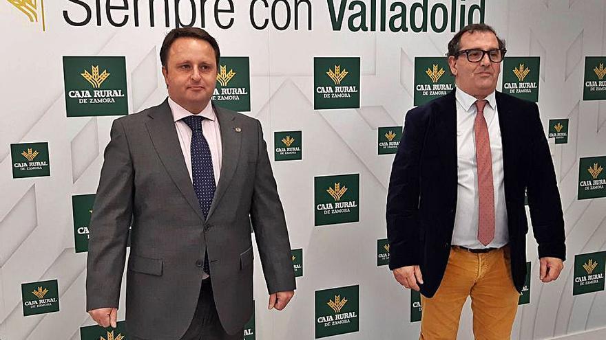 Caja Rural firma un acuerdo para divulgar la labor de los ingenieros agrónomos
