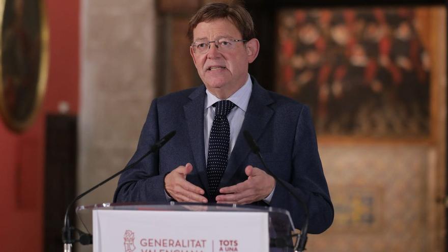 """Puig cerrará la Comunidad Valenciana antes del fin de semana """"si fuera necesario"""""""