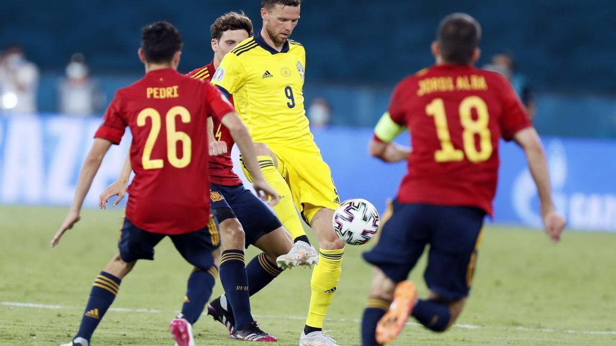 Eurocopa: España - Suecia