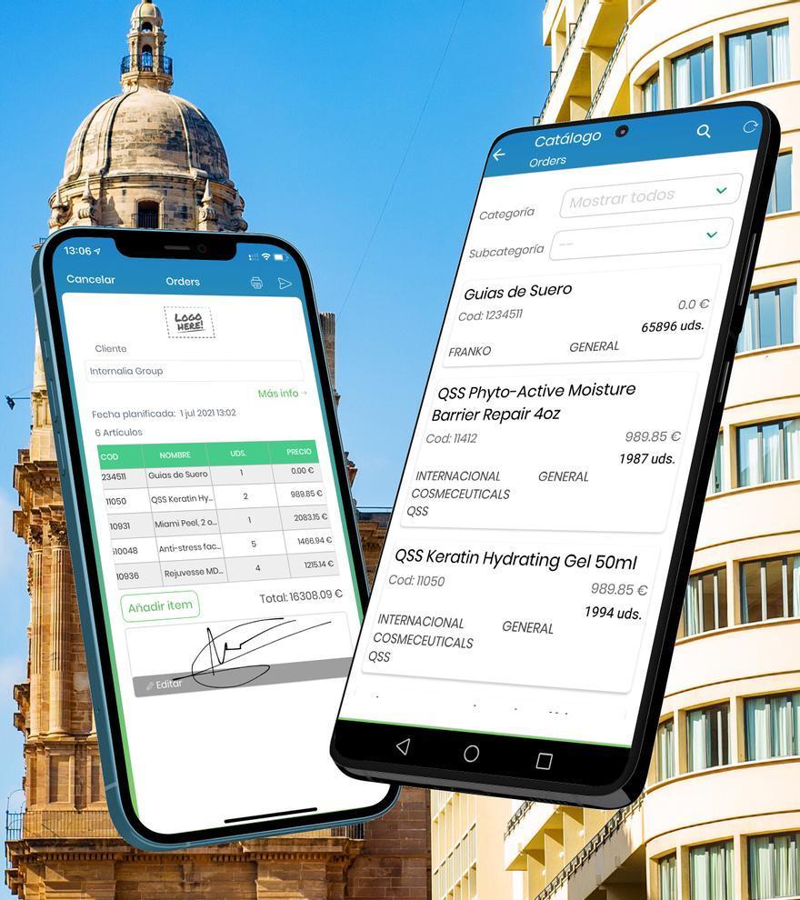 Internalia Group, líderes en apps de gestión