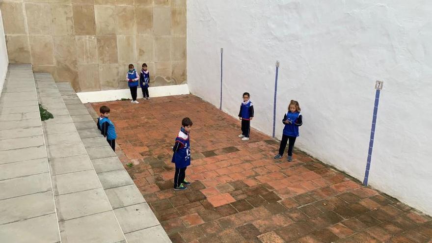 3.400 alumnos participan en las escuelas deportivas de iniciación de Alcoy
