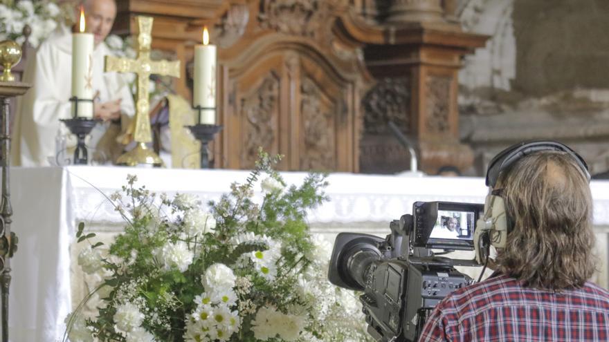 Una misa para medio millón de fieles