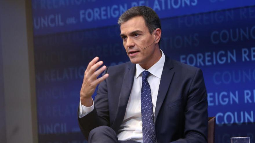 Sánchez manté Delgado i adverteix que el govern no accepta xantatges