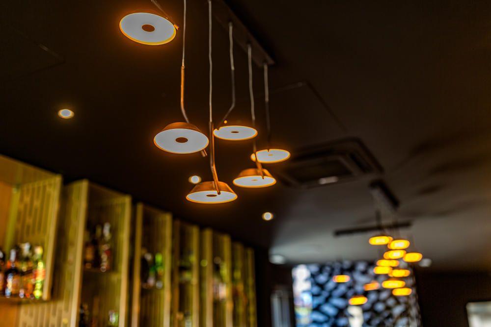 Instalaciones del restaurante Noa Lounge en El Albir