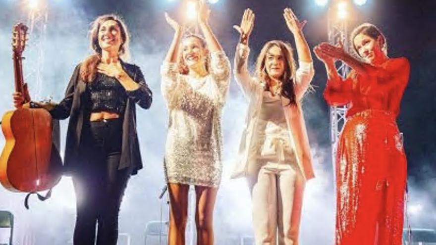 Èxit del Festival Portalblau amb el 90% d'ocupació