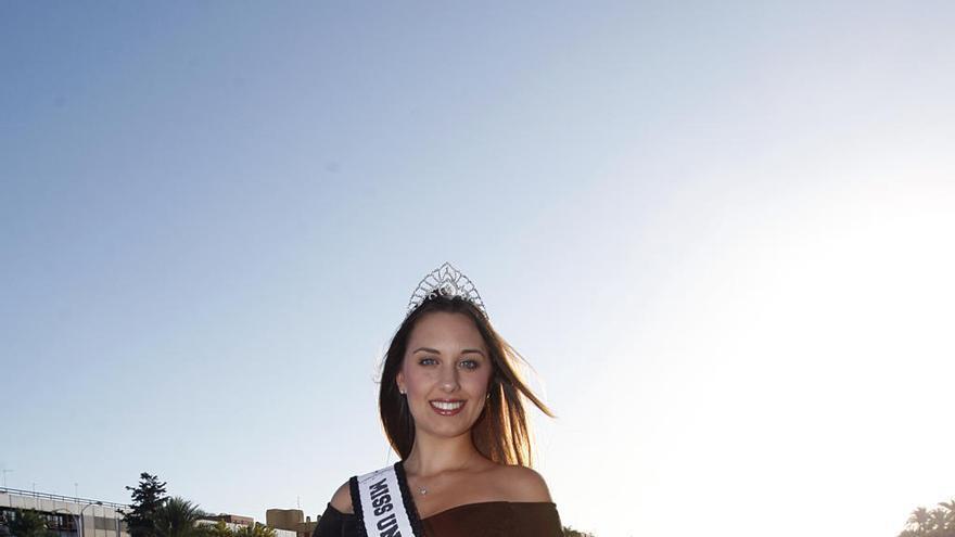 """Claudia Almagro: """"Los concursos de belleza no denigran a la mujer"""""""