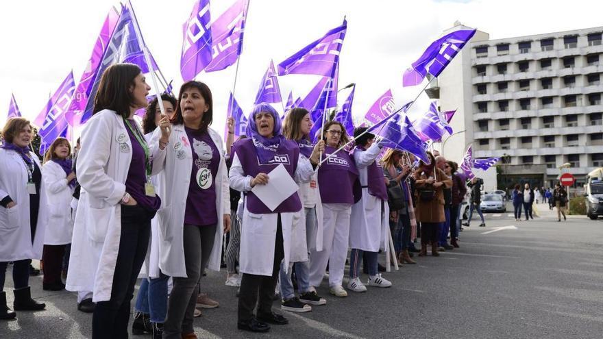 """Galegas 8M y sindicatos convocan decenas de manifestaciones: """"Los derechos de las mujeres no se confinan"""""""