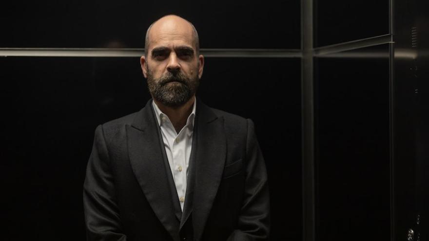 Luis Tosar protagoniza el filme de intriga 'Proyecto Emperador'